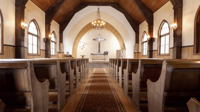 Church accidentally prints Tupac lyrics instead of 'Hail Mary' prayer.