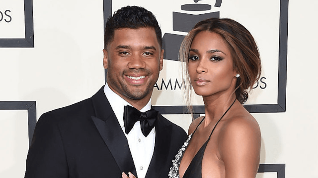 Ciara and Russell Wilson are growing a tiny, perfect human.