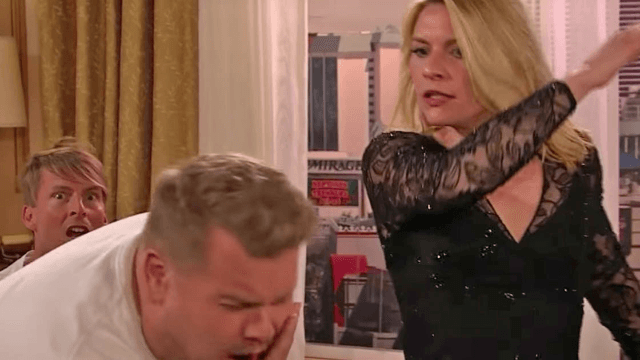 Claire Danes and her glorious range of facial expressions crush a 'Katy Perry' soap opera.