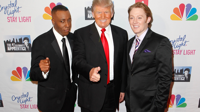 Clay Aiken Admits Donald Trump Is Racist in Twitter Apology