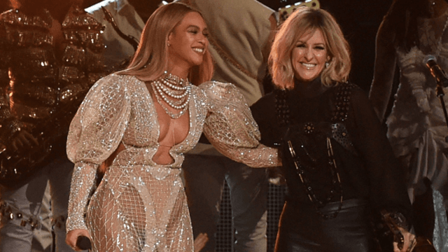 CMA denies giving in to racist trolls and removing all evidence of Beyoncé from their site.