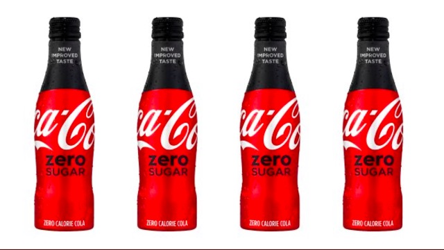 Coke Zero Being Replaced by Coca-Cola Zero Sugar