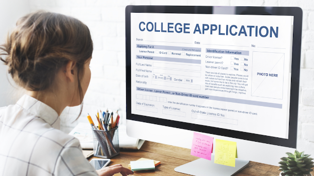 10 ridiculous things students actually put on their college applications.