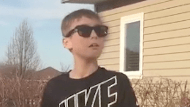 Watch a colorblind fourth-grader see colors for the first time ever.