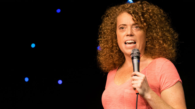 10 of comedian Michelle Wolf's hottest roasts from the White House Correspondent's Dinner.