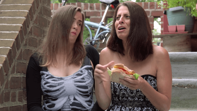 Comedians perfectly capture the awkwardness of trying to be a woman when you're also weird.