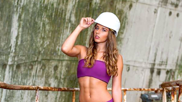 Company asks women to apply for internships with bikini photos on Facebook.