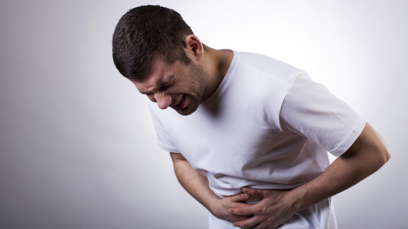 Man finally discovers the improbably large reason he was constipated for 10 years.