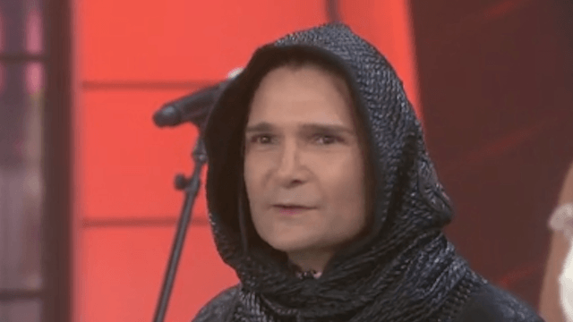 Corey Feldman was insanely weird on the TODAY show, probably for really sad reasons.