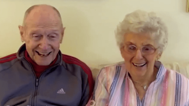 This couple who has been married for over 70 years gives their best advice, and it's not what you expect.