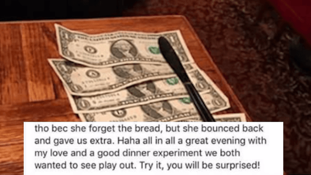 This couple explained their ruthless tipping policy and now everyone is mad.