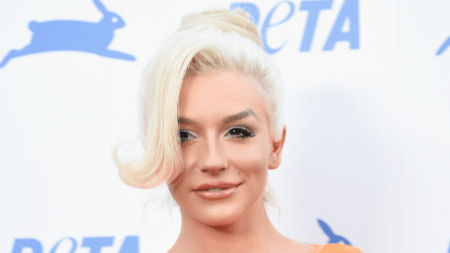 In perhaps her most LA moment, Courtney Stodden's hair caught on fire during a seance.