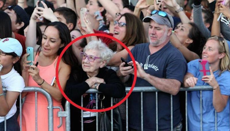 phones elderly