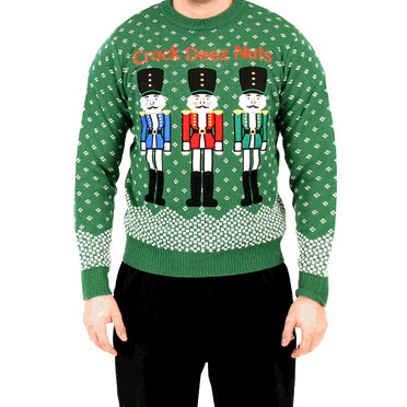 14 Offensive Ugly Sweaters That Celebrate The Exact Opposite Of ...