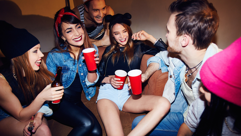 Tales of drunken debauchery that will simultaneously make you want to party and never drink again.