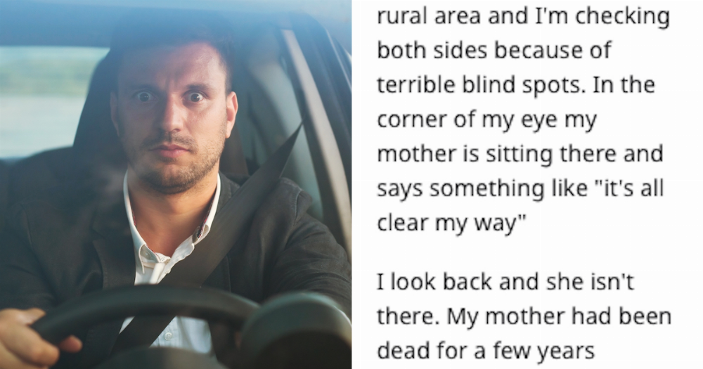 31 people share the creepy 'supernatural' things they experienced and can't explain.
