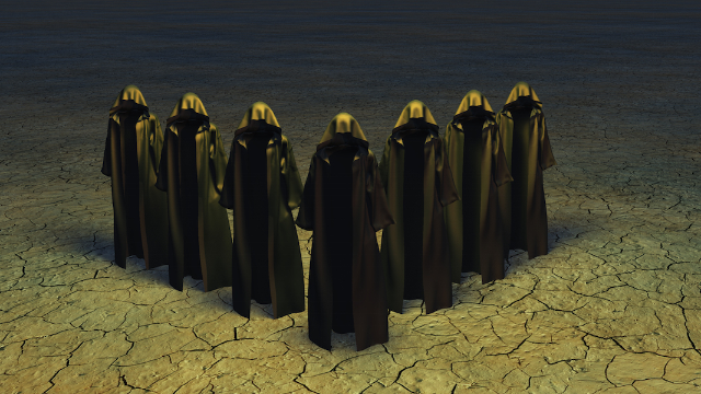 10 people share the moment they realized they may have joined a cult. Beware of barns.