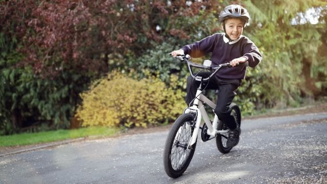Dad asks if he was wrong to lie about his son's bike being stolen to teach a lesson.