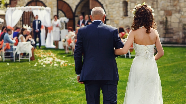 Dad asks if he's wrong to skip daughters' weddings if they won't invite his wife.
