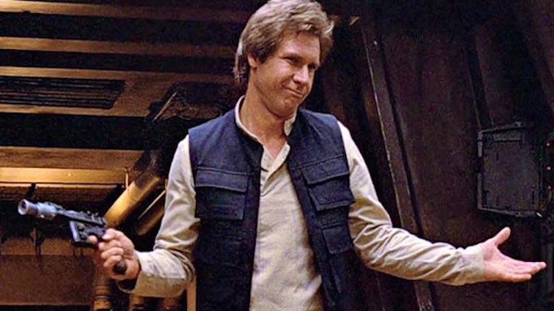 'Dad Joke Han Solo' is the 'Star Wars' parody account that will make you laugh in 12 pun-secs.