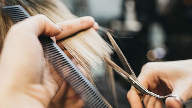 Dad allegedly made his teen daughter cut all her hair off. Now he's being investigated.