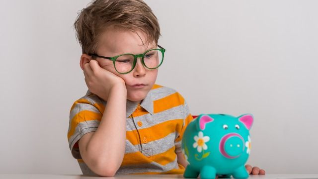 Mom asks if it was wrong to tell son he won't get birthday gift due to money issues.