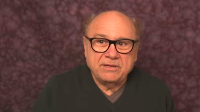 Danny DeVito points out that the Oscars are racist because the country is racist.