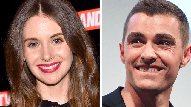 Beautiful people Dave Franco and Alison Brie tie the knot in frustratingly private wedding.