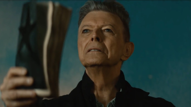 David Bowie's producer says that Bowie's final album was intended to be a good-bye.