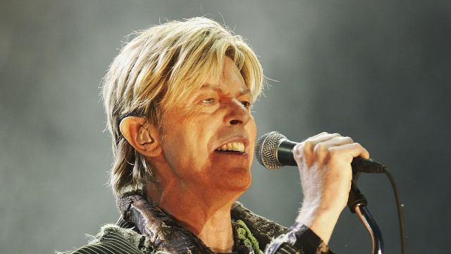 The mysterious title of David Bowie's last album might have had an ominous hidden meaning.