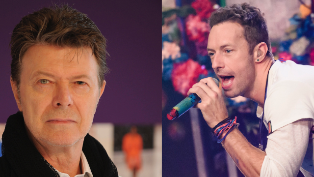 David Bowie hilariously turned down doing a song with Coldplay because he said it sucked.