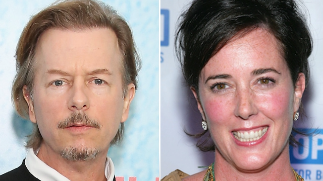 David Spade's two tributes to his late sister-in-law, Kate Spade, will make you cry.