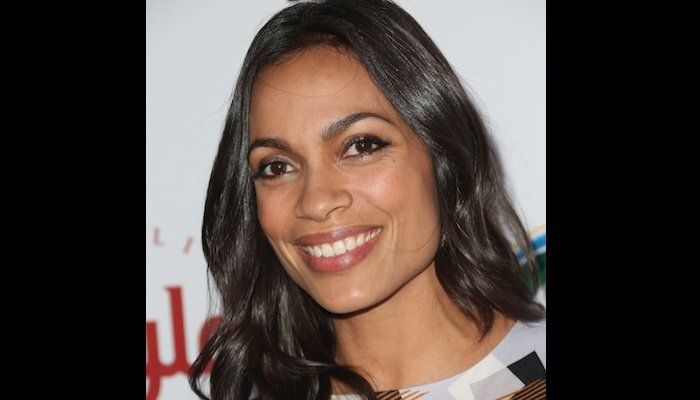 Rosario Dawson, history's greatest martyr (don't fact-check that).