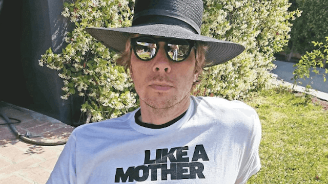 Dax Shepard is 12 years sober and super pumped about it.
