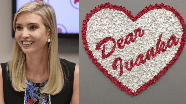 'Dear Ivanka' is using Instagram to call out Ivanka Trump's hypocrisy.