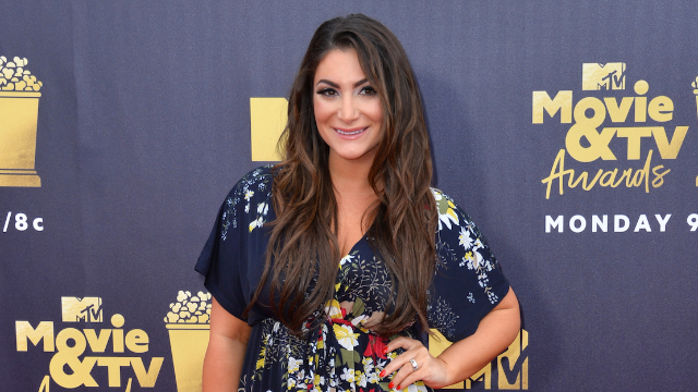 'Jersey Shore' star Deena Cortese is already getting mom-shamed for her 3-day-old son's outfit.