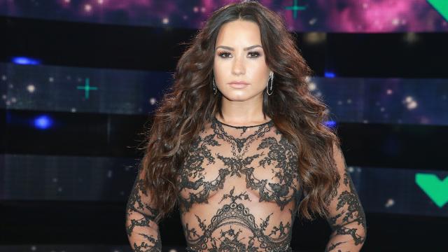 Demi Lovato Upset By Rumors: