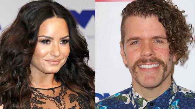 Demi Lovato blasts 'irrelevant' Perez Hilton