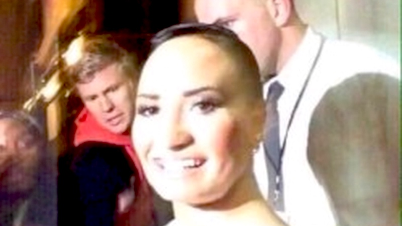 Meet Demi Lovato's never-before-seen 'twin sister.'