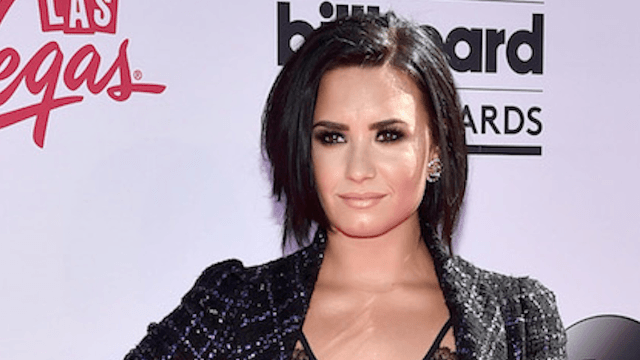 Demi Lovato takes to Twitter to announce she's 'taking a break from music.'