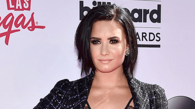 And Demi Lovato's back on Twitter. That didn't last long.