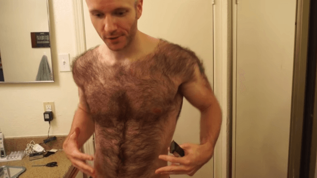 All hairy video