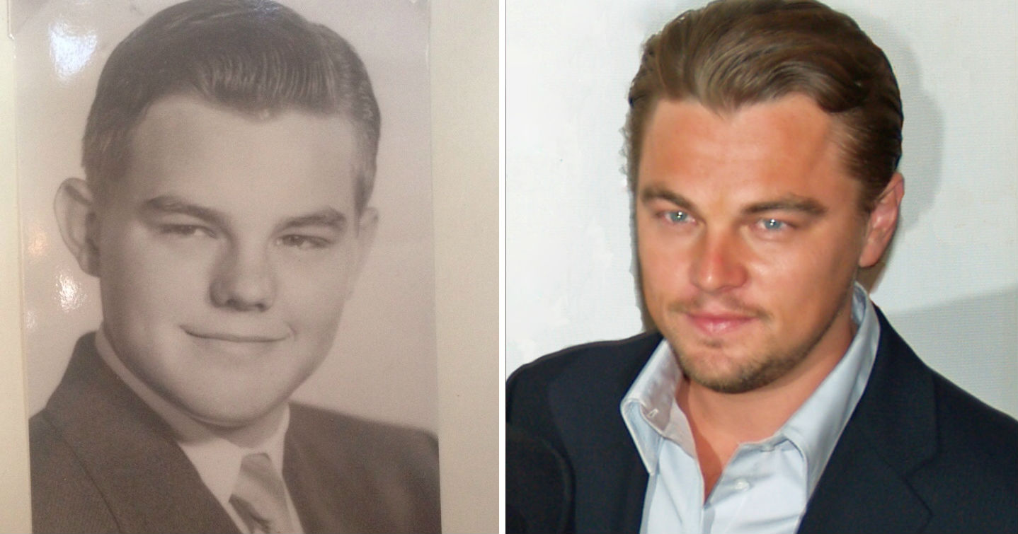 14 people who realized their ancestors were perfect celebrity doppelgangers.