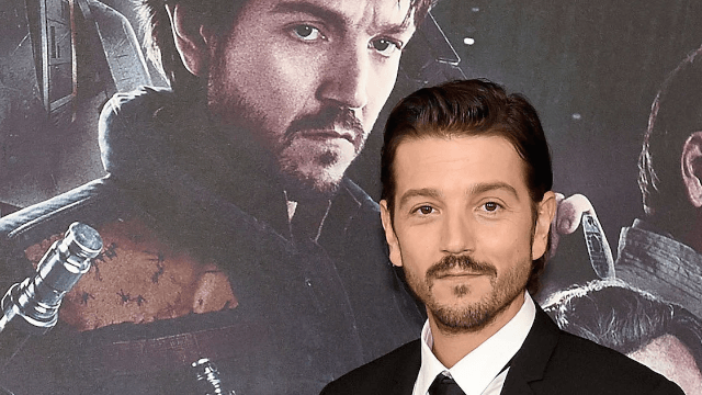 Diego Luna has the internet crying over a moving story from a Mexican 'Star Wars' fan.