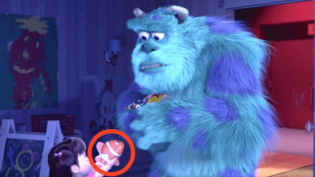 Have you ever noticed these 'Easter eggs' that connect every Pixar movie?