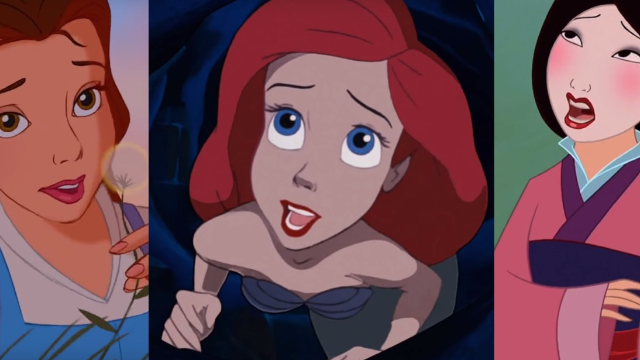 Disney princesses seem a lot more real when they sing in their native languages.