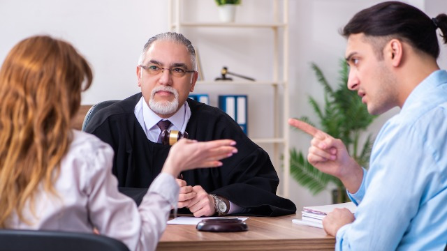 20 lawyers share the craziest antics they've seen go down during a divorce.