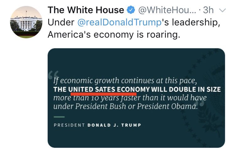 The White House's latest typo has the entire United Sates of America laughing.