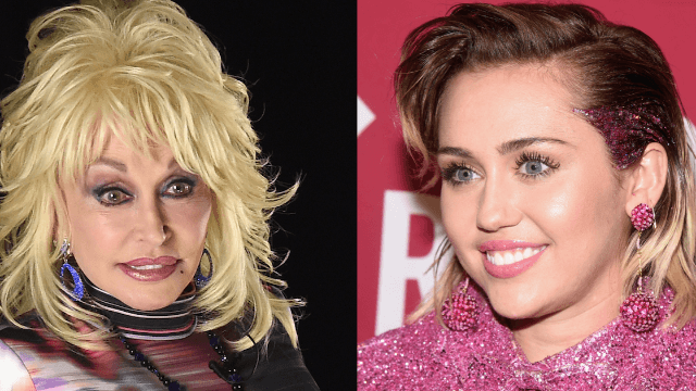 Dolly Parton says that Miley Cyrus and Liam Hemsworth are back together, and Dolly wouldn't lie to you.