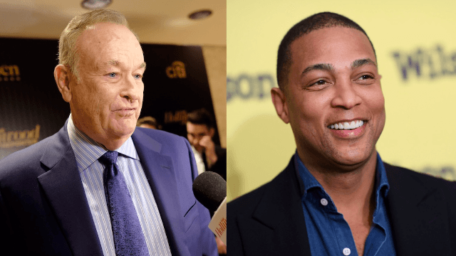 Don Lemon claps back at Bill O'Reilly's attack with savage tweet.